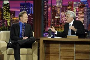 TAR ÖVER. Conan O'Brien tar nu över efter Jay Leno som programledare för den klassiska pratshowen