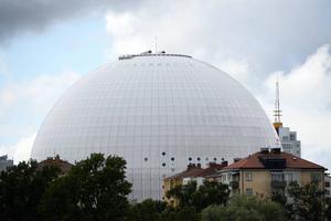 Eurovision Song Contest avgörs i Globen i Stockholm i år.