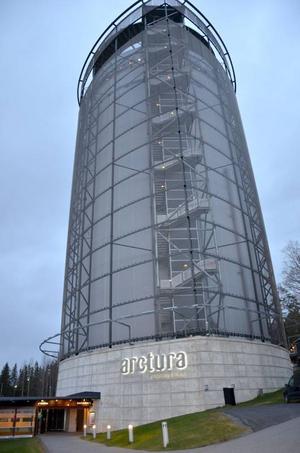 Får Arcturas kommande vd som han önskar kommer denna skådeplats att bli än mer känd utanför Jämtlands gränser i framtiden.