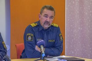 Polisområdeschefen Stephen Jerand.