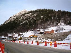 S-politiker vill ha fortsatta satsningar  i Funäsdalen,  nu en ny skola  i 150–200-miljonersklassen.Foto: Carin Selldén