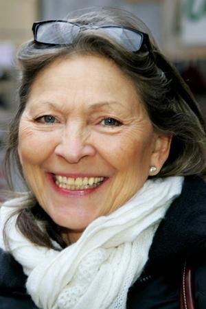 Margareta Jonasson, 57 år, Vattholma:– Ja, viltkött och lamm. Jag äter aldrig griskött. Det är så svårt för kroppen att bryta ned.