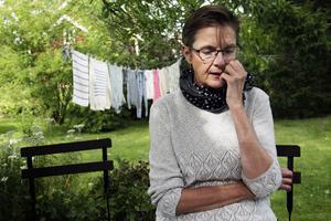 Helena Lundbäck lider av obotlig cancer.