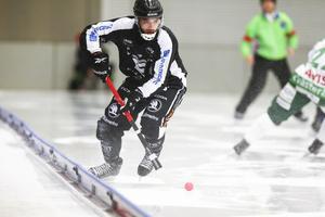 Niklas Gälman har spelat i SAIK under de tre senaste säsongerna. Nu är han klar för Vetlanda.