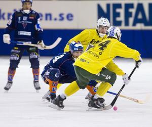 Ljusdal överraskade Bollnäs och vann med 4–3.