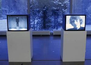 Videoverk av Bas Jan Ader