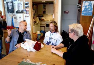 Lars Ödlund har tagit droger sedan han var 12–13 år gammal. Nu är han 41 och vanerökare av spice.