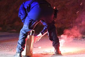 Fyra personer har dödats och 15 personer är skadades i terrordådet. Senare på kvällen greps den misstänkte i Märsta..