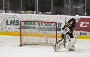 Årets sista match blev en tung historia för Sundsvall Hockey.