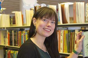 Helena Larsson (V), nämnden för bildning, fritid och kultur