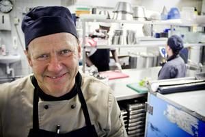 Peder Lund kan vara stolt–hans restaurang är en av Söderhamns renaste.