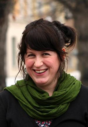 Hanna Hindriks, förstapristagare.Foto: Håkan Göransson