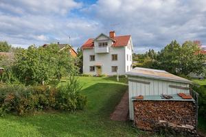 Denna villa på Lövåsvägen i Falun är sjua på Klicktoppen för vecka 38.