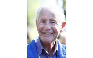 Hane Eric Robertsson är inne på sitt 66:e år som orienterare, han började när han var 16 år. FOTO: ANNIKA BJÖRNDOTTER