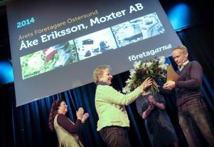 Sedan 25 år tillbaka driver Åker Eriksson ett företag i sko-, sport-, och friluftsbranschen med åtta anställda och kontor i Odenskog.
