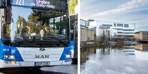 Indragna busslinjer, är det priset för Kulturkvarteret i Örebro.