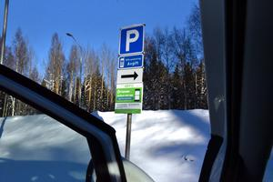 Så här långt har sms-parkeringen inletts i Valhalla, Sörliden och Gullänget.
