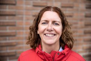 Elisabeth Wickzell, integrationschef i Krokoms kommun.