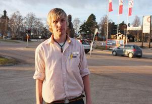 Stefan Olofsson jobbar på Statoil.