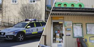 På sannolika skäl häktades i helgen den 25-åring som misstänks för rånet mot Coop-butiken i Nyhammar i torsdags.