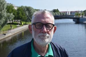 Leif Bolin, 75 år, pensionär, Sundsvall.
