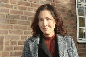 Katarina Nyberg Finn, nybliven ordförande för Socialdemokraterna i Östersunds kommun.