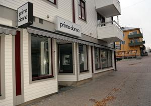 Prima donna, Storgatan 64.