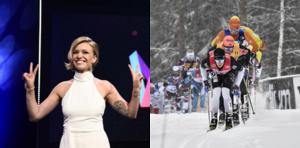 Clara Henry, som var programledare för Melodifestivalen 2017, ska rapportera från Vasaloppsspåret i SVT.