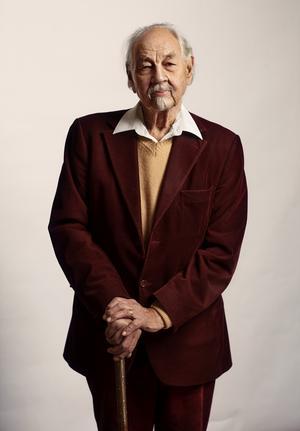Lennart Hellsing var en pionjär för den nya barnboken. Foto: Thron Ullberg