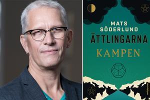 Mats Söderlund. Foto: Göran Segeholm / Omslag (Bilden är ett montage)