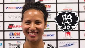 Olivia Chu från Kanada ansluter till BK 30 för att hjälpa laget att hålla sig kvar i Elitettan.