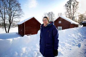 Lena Borgs, ordförande i Föreningen Hedemora Gammelgård, är oerhört glad över att Hedemora kommun öppnar möjligheten för att  driva caféet vidare.