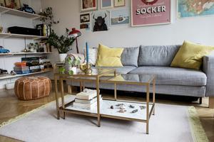Att få saker och möbler på sin plats och kunna känna lugn efter en flytt kräver ofta en hel del förberedelser och rensning. Foto: Christine Olsson/TT