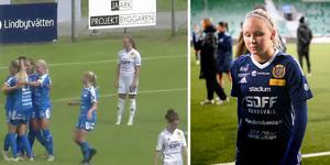 Ny blytung förlust för SDFF och lahkapten Wilma Wärulf.