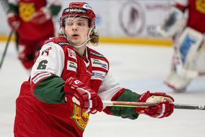Isak Pantzare gjorde två av Moras mål i segermatchen mot Västerås i onsdags.