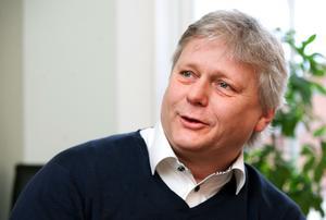 Borlänges klubbchef Pär Opard hoppas att Brage går upp i allsvenskan.