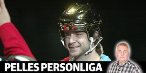 Zdenek Blatny gjorde bara en halv säsong hos Modo Hockey, men hann göra avtryck. Bild: Markus Sandin