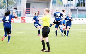 LT-sporten livesänder Telge United-Södersnäckorna