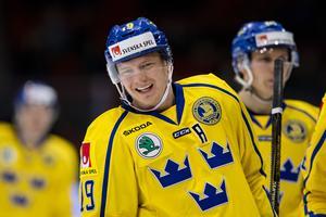 Patrick Zackrisson har gjort över 70 landskamper för Tre Kronor. Foto: Michael Erichsen/BILDBYRÅN