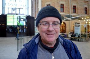 Peder Forsberg, 62 år, kulturarbetare, Sundsvall: