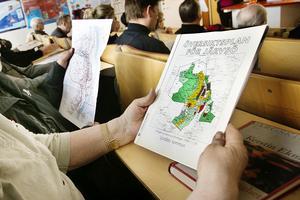 En fördjupad översiktsplan för Järvsö antogs av kommunfullmäktige 2014.