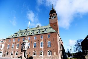 Nässjö stadshus.