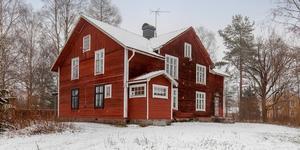 Foto: Susanna Hagman. Huset i Rönneshytta är byggt 1918 och är från början ett hyreshus.