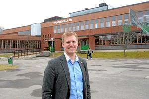 Fredrik Nordvall. Arkivbild.