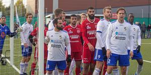 Sala FF fick nöja sig med 1-1 hemma mot Österåker i den första kvalmatchen - trots sent ledningsmål.