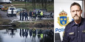 Stora polisiära resurser har lagts på att hitta Mattias Borg, menar lokalpolischefen Roger Olsson.