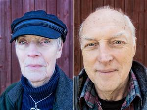 Anita Bertilsson och Göte Lagerkvist har tillsammans med de andra medlemmarna i aktionsgruppen stridit för att Almviks föreningshus och Auroraängen ska tas över av en stiftelse. Än så länge har de inte fått de högre makternas välsignelse. De andra medlemmarna är Gunnel Blomqvist, Hans Hoppe, Leif Josephsson och Bertil Karlsson