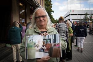 Maria Hansson, Söderhamn, var den första KD-politikern att komma ut som transperson.