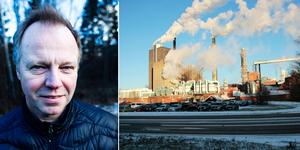Bo Zetterman  är vd på Josef Lindbergs åkeri AB,  där mannen som dog på Stora Enso i Skutskär i november jobbade, men även den chaufför som omkom 2001 i Sandarne.  Foto. Emil Eiman-Roslund/Conny Svensson.