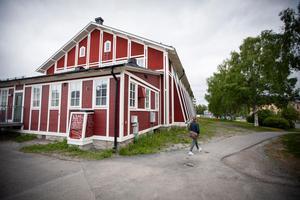 Östersundshems sporthallen på Stadsdel Norr.